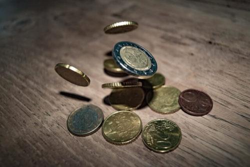 ユーロの硬貨